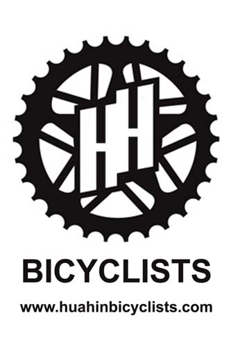 Hua Hin Bicyclists Logo